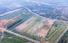 Công ty Vạn Phát Hưng xây 'chui', bán 'lụi' hàng trăm nền đất ở dự án Nhơn Đức