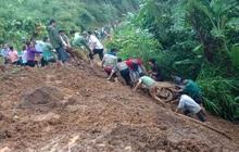 Một người mất tích trong mưa lũ lớn ở Lai Châu