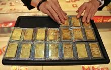 Giá vàng bật mạnh lên mức kỷ lục