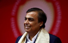 Mukesh Ambani và hành trình trở thành người giàu thứ 9 thế giới