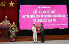 Quảng Trị có tân Phó Giám đốc Công an tỉnh