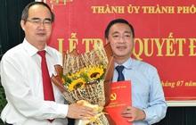 Giám đốc Sở Công thương TPHCM giữ chức Bí thư quận ủy Quận 3