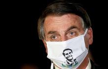 """Tổng thống Brazil nhiễm COVID-19 sau nhiều tháng """"coi nhẹ"""" dịch bệnh"""