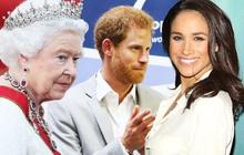 Tiết lộ mới gây sốc: Vợ chồng Meghan Markle có thể quay trở về hoàng gia Anh, khôi phục lại tất cả vì sự nhân nhượng của Nữ hoàng Anh