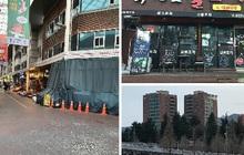 Chùm ảnh đường phố, quán xá, trường học vắng vẻ một cách lạ thường tại tâm dịch Daegu Hàn Quốc qua ống kính du học sinh Việt