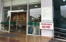 Hà Nội phát hiện thêm 1 trường hợp nghi nhiễm Covid-19, cách ly 144 người ở trường quân sự Sơn Tây