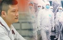 """Bác sĩ tự cách ly 14 ngày sau khi đưa 30 công dân từ Vũ Hán về nước: """"Đây là thời điểm vất vả của ngành y, tôi hy vọng người dân có thể thấu hiểu"""""""