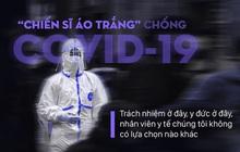 """Ngày đau buồn của các bác sĩ Trung Quốc: Bất lực nhìn 4 đồng nghiệp ra đi, chỉ có thể thốt lên chữ """"Hận"""""""
