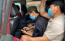 Trốn tránh cách ly phòng dịch Covid-19, 6 người vượt biên về Việt Nam