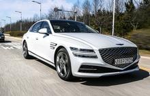 Genesis G80 ăn đứt Mercedes-Benz E-Class, BMW 5-Series và Audi A6 nhờ... giá rẻ