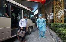 Cuộc sống cách ly của các y bác sĩ Bạch Mai trong khách sạn 4 sao