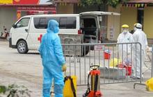 Phong toả khu vực có ca bệnh Covid-19 sau 23 ngày trở về từ Bệnh viện Bạch Mai