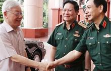 Chuẩn bị thật tốt nhân sự quân đội tham gia BCH Trung ương