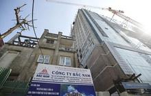 Ba Đình chi hơn 38 tỷ đồng phá dỡ tầng 18 tòa nhà 8B Lê Trực