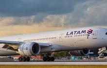 Hãng hàng không lớn nhất Mỹ Latin nộp đơn bảo hộ phá sản