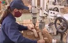 Đồ gỗ Bình Định chủ yếu xuất đi Mỹ và châu Âu