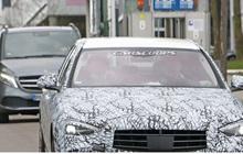 Rò rỉ những hình ảnh đầu tiên của Mercedes-Benz C-Class 2021