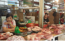 Giá thịt lợn tăng cao kỷ lục và có nguy cơ tăng tiếp