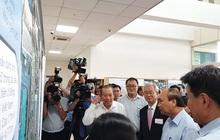 Thủ tướng Nguyễn Xuân Phúc thị sát cảng Cái Mép - Thị Vải