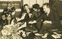 Câu chuyện về 2 mẩu giấy ghi Thuyết Hạnh Phúc trị giá 41 tỷ đồng mà Einstein tặng người đưa thư ở Nhật