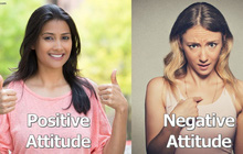 Cuộc đời bạn thăng hoa hay xuống dốc đều do cách bạn phản ứng: Sự khác biệt giữa những người có thái độ tích cực và người có thái độ tiêu cực