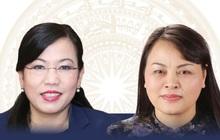 Chân dung hai nữ Bí thư Tỉnh ủy vừa được Bộ Chính trị điều động, phân công