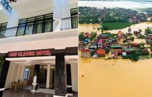 Hàng loạt khách sạn, nhà nghỉ tại miền Trung miễn phí chỗ ở cho bà con vùng lũ và đoàn cứu trợ: Cuộc sống là phải biết cho đi!