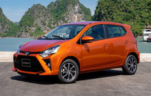 Giá xe ô tô nhập khẩu từ Indonesia thấp nhất từ trước đến nay