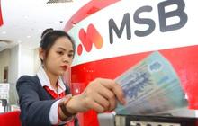 Trong 9 tháng, lợi nhuận của MSB đã vượt 16% so với kế hoạch cả năm.