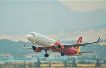 Vietjet đổi vé miễn phí không giới hạn số lần cho khách di chuyển tới miền Trung bị ảnh hưởng bởi bão, lũ