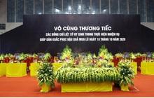 Trực tiếp: Lễ viếng và truy điệu 22 liệt sĩ Đoàn KTQP 337 hy sinh khi đang làm nhiệm vụ