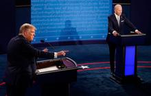 Ông Trump và ông Biden bước vào cuộc đối đầu cuối cùng