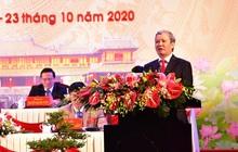 Ông Lê Trường Lưu tái đắc cử Bí thư Tỉnh ủy Thừa Thiên Huế