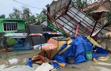Bão Molave sắp rời Philippines, hướng đến Việt Nam