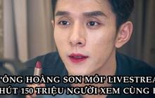 150 triệu dân Trung Quốc cùng xem 1 người đàn ông livestream bán son trong 7 giờ