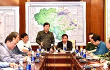 CLIP: Phó Thủ tướng Trịnh Đình Dũng gọi điện lãnh đạo Bình Định, Quảng Ngãi về bão số 9
