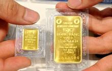 Giá vàng trong nước nhích tăng