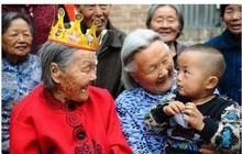 """""""Ngôi sao"""" trong làng cao tuổi tại Trung Quốc vừa qua đời ở tuổi 127 và 4 điều quý báu để lại về bí quyết trường thọ"""