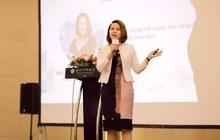 """Lê Hoàng Uyên Vy kể chuyện kinh doanh từ lớp 2 và bài """"test"""" khắc nghiệt tại Vingroup: 3 tháng thử nghiệm quyết định đi hay ở!"""