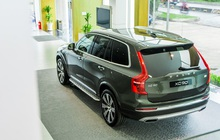 'Trùm cuối' Volvo XC90 T8 chào Việt Nam: Mạnh nhất phân khúc, giá gần 4,6 tỷ đồng