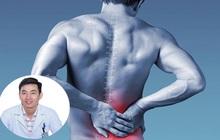 Tự đi đắp lá, tiêm thuốc khi đau thắt lưng, người đàn ông 63 tuổi bị nhiễm trùng nặng, phải thở máy: Bác sĩ chuyên khoa nhắc cộng đồng vấn đề cần đặc biệt lưu ý khi bị đau cột sống