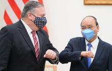 CHÙM ẢNH: Ngoại trưởng Hoa Kỳ thăm chính thức Việt Nam
