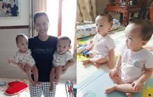 """Mẹ Trúc Nhi - Diệu Nhi vỡ òa hạnh phúc khi hai con đã cất tiếng gọi """"mẹ"""" sau 16 tháng mong chờ"""