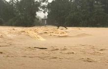 5 người chết, mất tích do mưa lũ ở Nghệ An