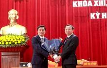 Tân Phó Bí thư được bầu giữ chức Chủ tịch UBND tỉnh