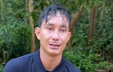 """Tức tốc về Trà Leng khi nghe tin sạt lở núi vùi lấp cả làng, người đàn ông bật khóc xin đi nhờ tới bệnh viện gặp vợ con: """"Em không cần tiền, cho em xin xe đi thôi"""""""