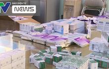 Bắt giữ lô thuốc tân dược cực lớn nhập lậu qua đường hàng không