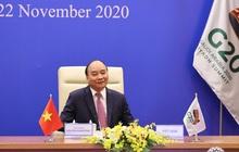 Thủ tướng kêu gọi G20 cùng WB, IMF kiến tạo những nền tảng phát triển mới