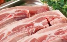 Nhập khẩu thịt lợn của Trung Quốc tháng 10 tăng đột biến