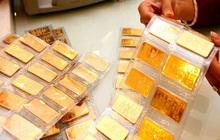 Giá vàng trong nước lao dốc mạnh